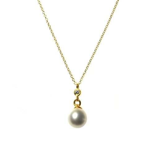 Pendant with FW Pearl