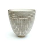 Brown Tall Vase