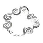 Large Dreki Spiral Bracelet