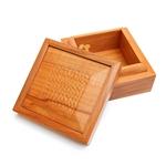 Jewellery Box Apple Wood/Damson
