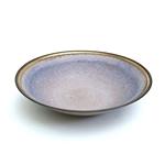 Large Dish Bronze Rim