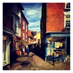 Church Street, Ludlow