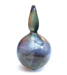 Violet Gourd Bottle Vase