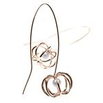 Pumkin Drop Earrings