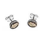 Smiling Cat Earrings