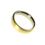 Gold & Titanium Ring