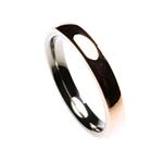 Rose Gold & Titanium Ring