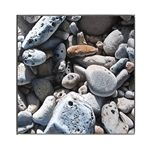 Beach Pebbles 48cms x 48 cms