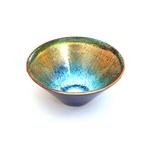 Enamalled Copper Bowl