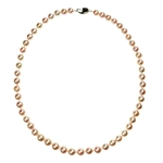 Necklace Pink FWPearl, Silver Clasp