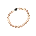 B/L Pink FWP Silver Clasp