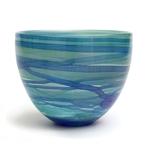 Medium Aqua Bowl
