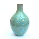 Jade Crystaline Vase