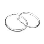 Creole Double Hoop Earrings