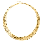 Chain Link Necklace G.Plate